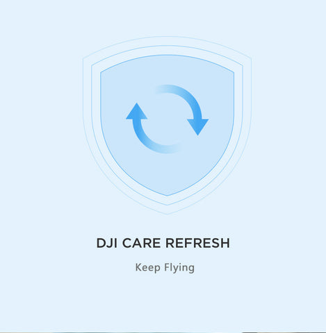 DJI CARE REFRESH FOR PHANTOM 4 PRO/PRO+