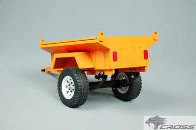 Cross-RC 1:10 Single Axle Trailer Kit