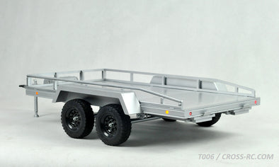 "Cross-RC 1:10 Tandem Axle Trailer Kit ""T006"""