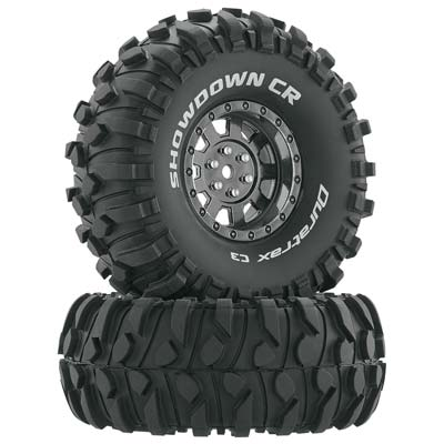 Showdown CR C3 Mounted 1.9 Crawler Black Chrome (2)