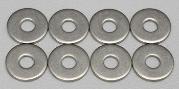 3109 Stainless Steel Flat Washer #4 (8)