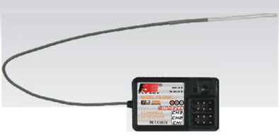 Flysky 2.4Ghz 3 Channel Receiver