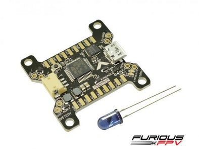 FuriousFPV RADIANCE Flight Controller - Light Up The Skies