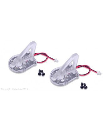 HYPERION VENGEANCE LANDING GEAR WITH LIGHTS ( 2 PCS)
