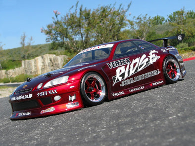 HPI Vertex Ridge Toyota Soarer/Lexus SC Body (200mm)