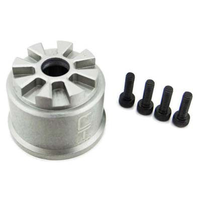 SUM11H Hard Aluminum Differential Case Summit