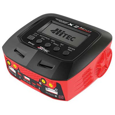 44270 X2 Ac Plus Black Edition AC/DC Balance Charger