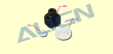 HSP41036 DS420 Servo Gear Set