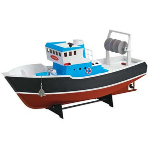 30531 Motorized Atlantis Fishing Trawler
