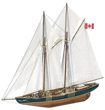 22453 Bluenose II Ship Model Kit