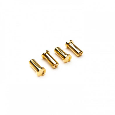 DYNC0176 5mm Low Profile Bullet Connectors (4)