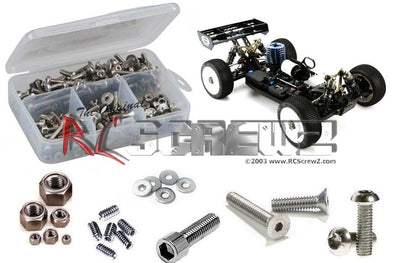 los069 Losi 8ight 3.0 Nitro (TLR04000) Stainless Screw Kit