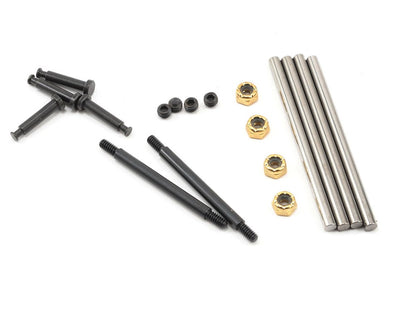 LOSB4109 Suspension Hinge & King Pin Set (10): 10-T