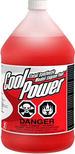 Morgan Fuel Cool Power Heli 20% (1 Gallon)
