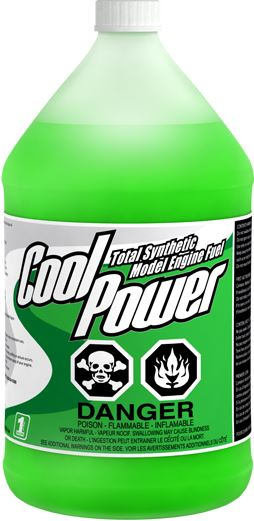 Morgan Fuel Cool Power 15% (1 Gallon)