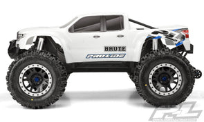 PRO3513-17 Pro-Line Pre-Cut Brute Bash Armor Body (White) for X-MAXX