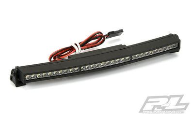 "Pro-Line 6"" Super-Bright LED Light Bar Kit 6V-12V (Curved) fits"