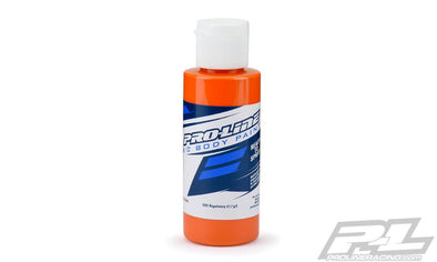 Pro-Line RC Body Paint - Orange Specially Formulated for Polyca