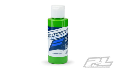 Pro-Line RC Body Paint - Green Specially Formulated for Polycar