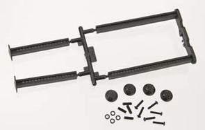 6307-00 Extended Fr/Re Body Mounts Revo 3.3/Summit