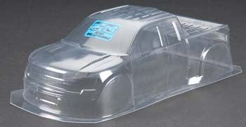 3360-00 Ford F-150 SVT Raptor Clear Body 1/16 Revo