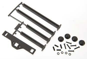 6304-00 Extended Fr/Re Body Mounts T/E-Mx