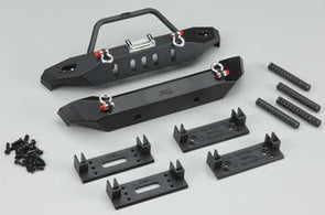 6089-00 Ridge-Line Bumper (Wide) Set Axial SCX10