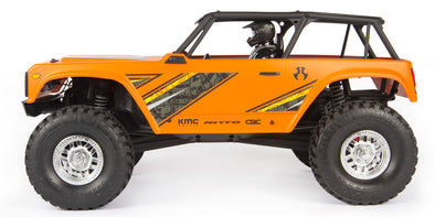 Wraith 1.9 1/10th Scale Electric 4wd RTR Orange (Disponible mi-avril)