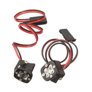 Z-E0066 1/10 Baja Designs Squadron Pro LED Lights