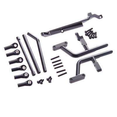 Z-S0647 Chassis Mounted Steering Servo Kit Axial Wraith