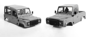 Z-B0215 RC4WD 2015 Land Rover Defender D90 Hard Body Complete Set