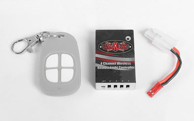 Z-E0093 RC4WD 4 CHANNEL WIRELESS REMOTE LIGHT CONTROLLER