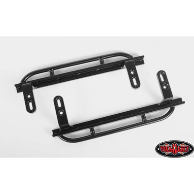 Z-S0555 TOUGH ARMOR LOW PROFILE SIDE SLIDERS FOR TRAXXAS TRX-4