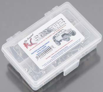 AXI009 SS SCREW KIT SCX10 JEEP