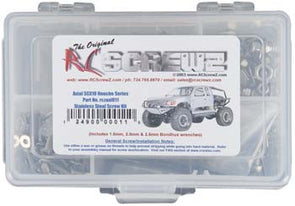 axi011 – Axial SCX10 Honcho RTR Stainless Steel Screw