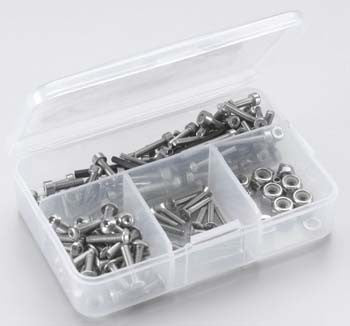 TRA038 1/16 Slash Erevo Stainless Steel Screw Kit