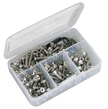 TRA039 Slash 4x4 SS Screw Kit