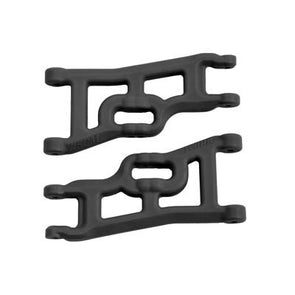 70552 Offset-Compensating Front A-Arms Slash 2WD Black