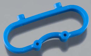 80875 Rear Bumper Mount Blue Revo
