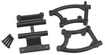 73312 Rear Bumper Mounts Losi Ten-SCTE
