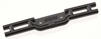 73992 RPM Rear Bumper for the Traxxas 1/16th Scale Mini E-Revo - Black