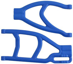 70485 Extended Right Rear A-Arms Blue Summit/Revo