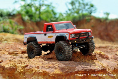 Cross-RC Truck PG4RS Kit