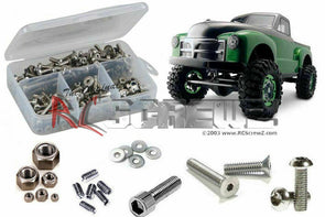 axi002 – Axial Racing SCX-10 Scorpion Stainless Screw Kit