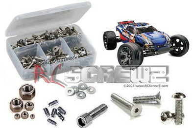tra023 – Traxxas Rustler VXL (#3707) Stainless Steel Screw
