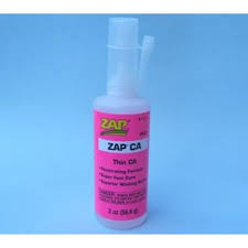 ZAP SUPER THIN CA - PINK - 2 OZ.