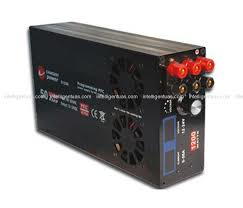 CHARGERY 50 AMP 11.5-24.5V 1200 WATT DC POWER SUPPLY WITH DIGITAL DISPLAY