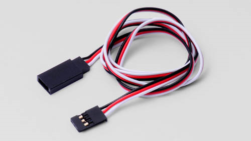HYPERION 600MM STANDARD EXTENSION CABLE (FUTABA)