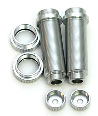 ST3766XB Alum Big Bore Threaded Re Shock Bodies/Collars
