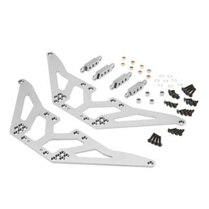 STA30502LS Chassis Lift Kit + Shock Mounts SCX10 (4)